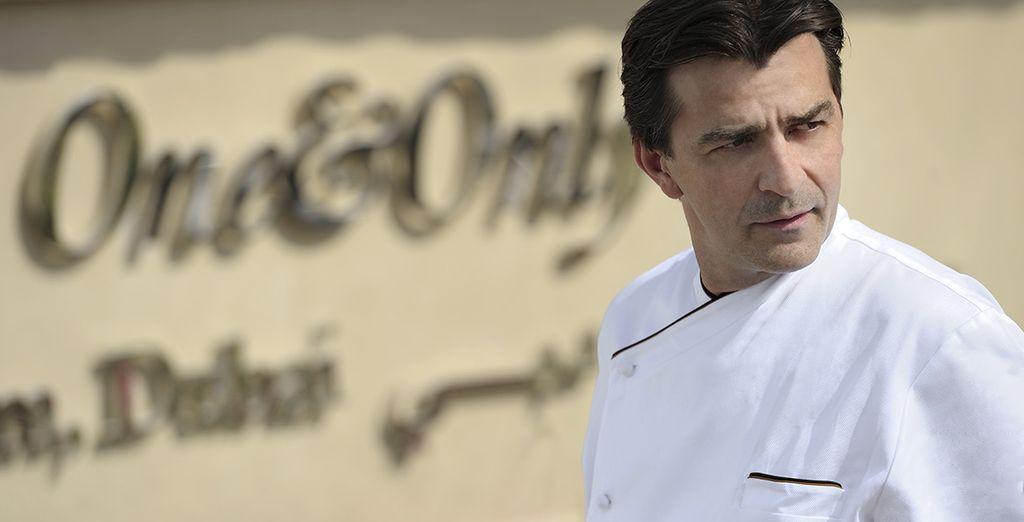Du chef Yannick Alléno