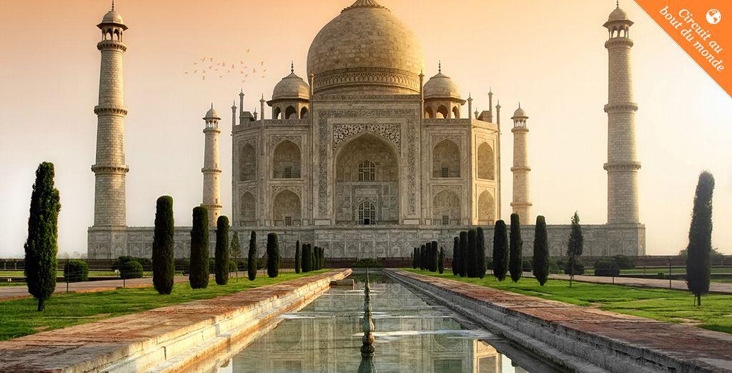 Bienvenue en Inde... Une terre de légendes au passé fastueux