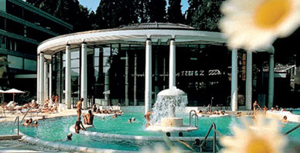 - Batschari Suite Hôtel**** - Baden Baden - Allemagne Baden-Baden