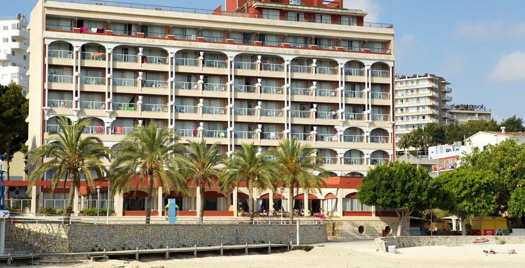 Le Seramar hôtel Comodoro 4* vous ouvre ses portes