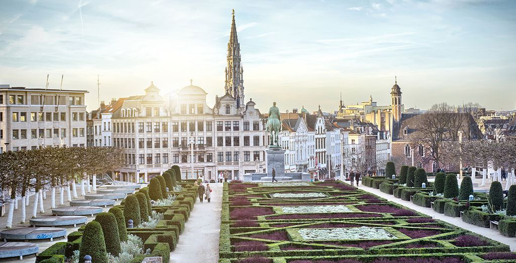 Scopri di Bruxelles