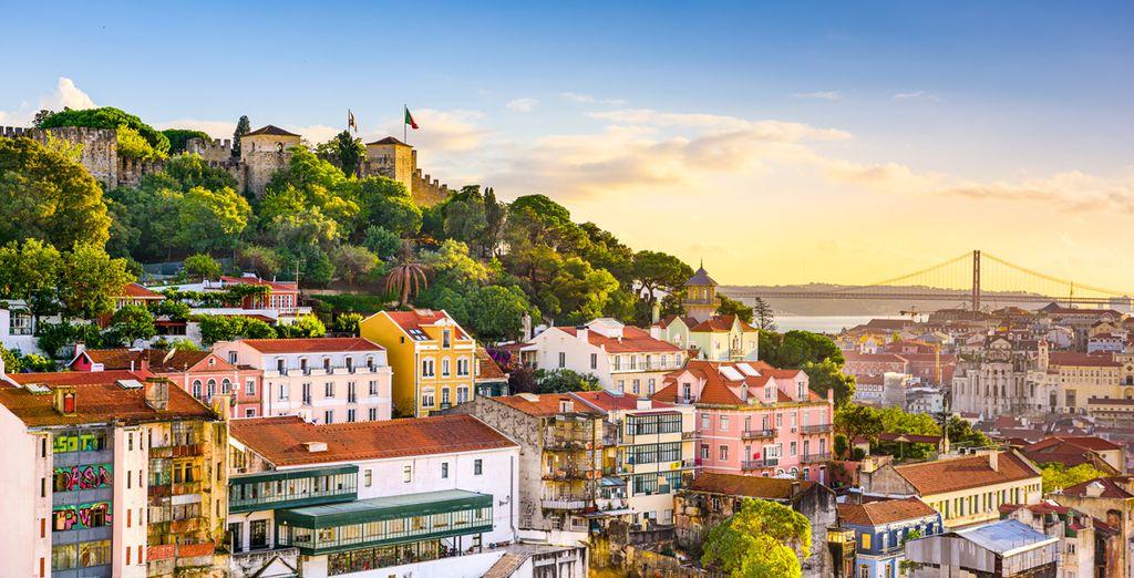 Benvenuti a Lisbona