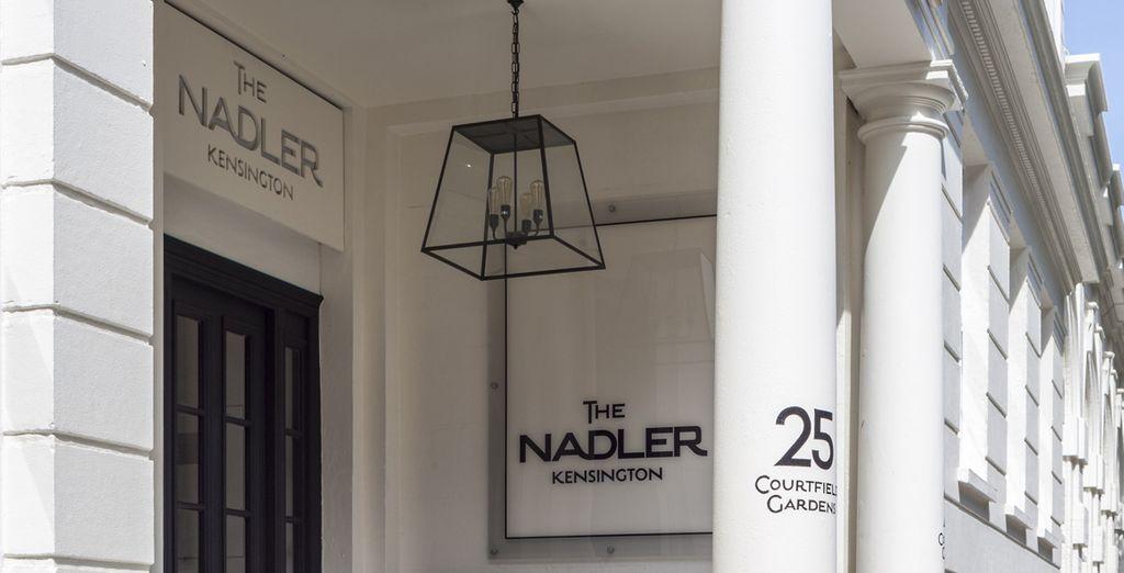 Alloggiate al Nadler Kensington 4*