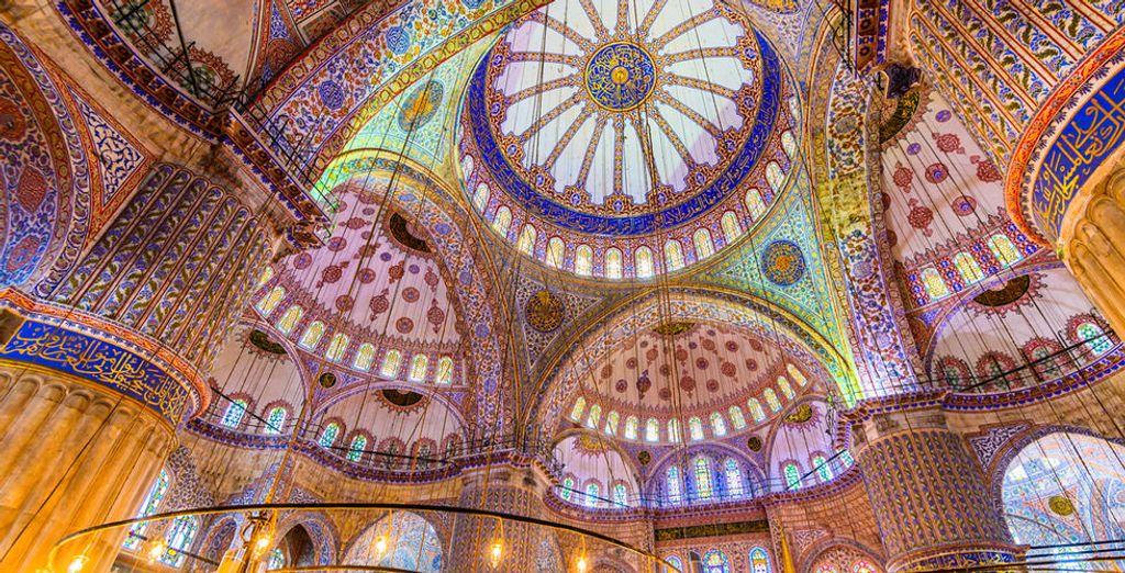 Istanbul vi riserva molte sorprese...