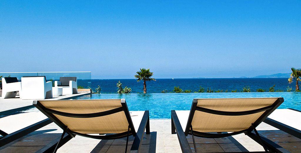 Benvenuti al Radisson Blu Resort & Spa Ajaccio Bay