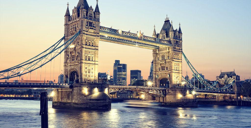 Partite alla scoperta di Londra