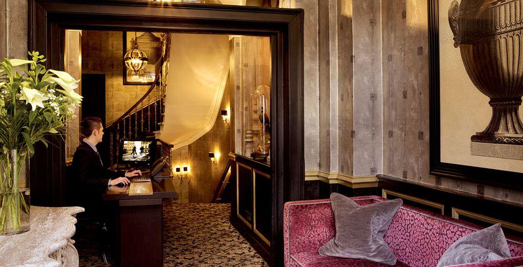 Scegliete l'elegante hotel Nira Caledonia,