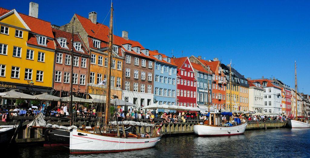 La seconda crociera invece partirà da Copenhagen