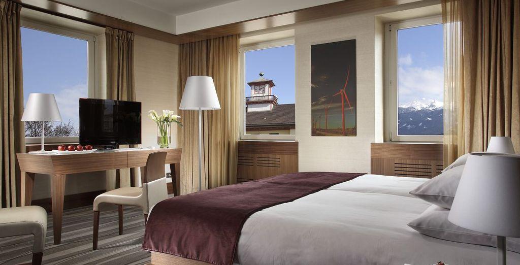Hotel di lusso a 5 stelle nel cuore di Innsbruck, Austria