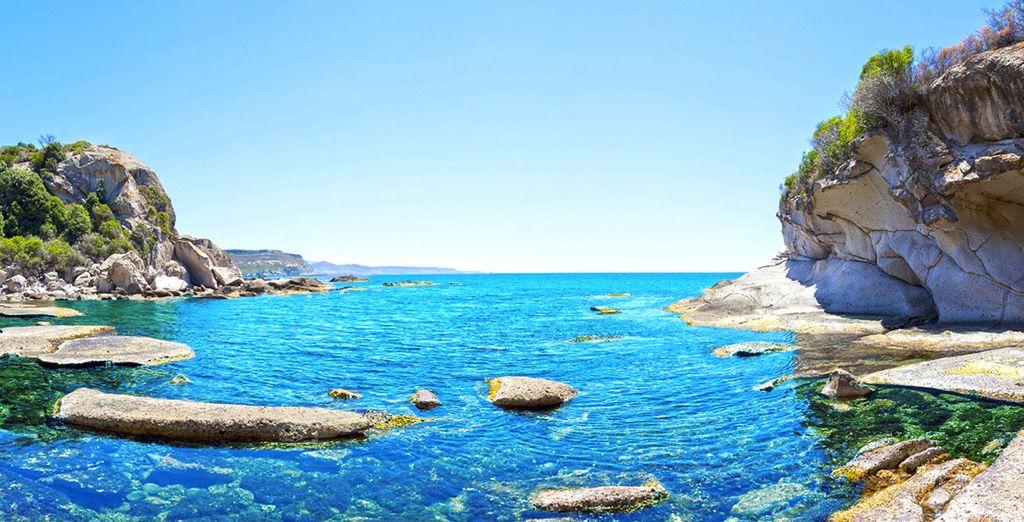 Benvenuti nella paradisiaca Sardegna