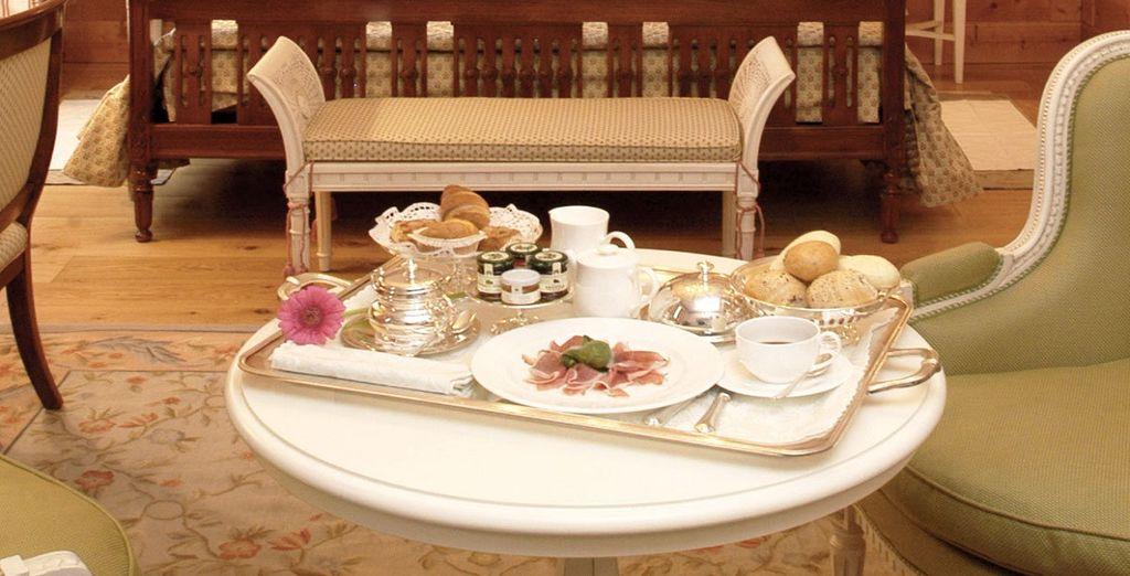 Iniziate la giornata con una colazione gustosa e ricca
