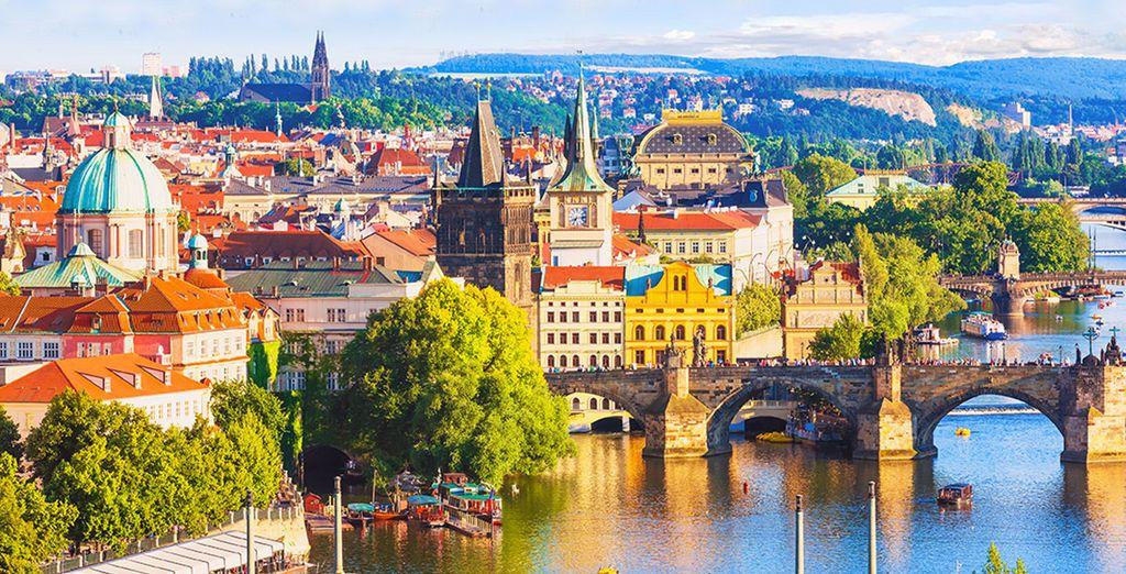 Partite per Praga