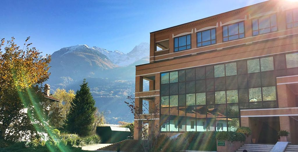 Hostellerie du Cheval Blanc 4*