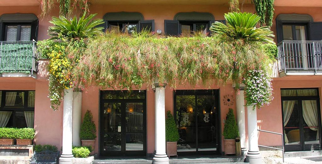 Hotel Central 4* - hotel a sorrento
