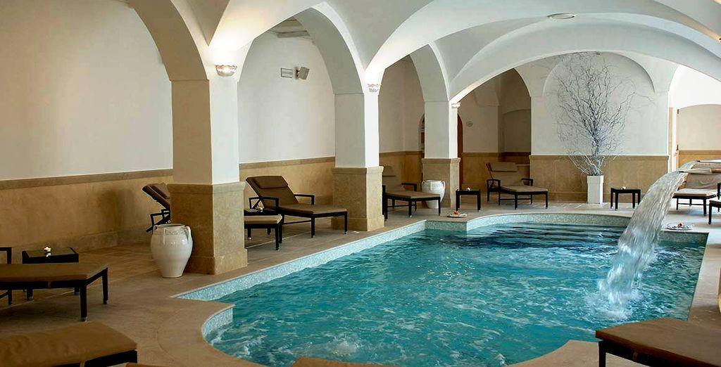 Regalatevi una vacanza di benessere e relax a Polignano