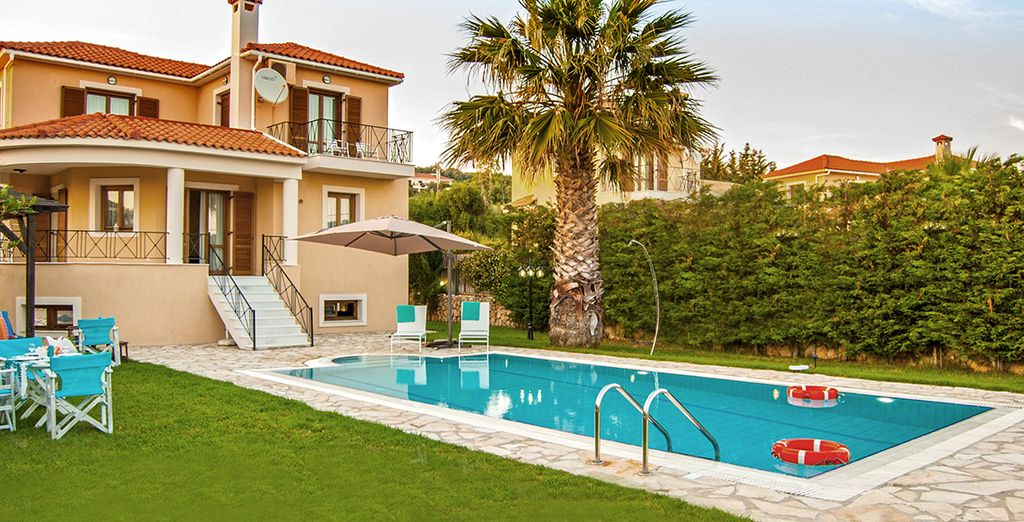 Kefalonia Houses - pacchetti vacanze