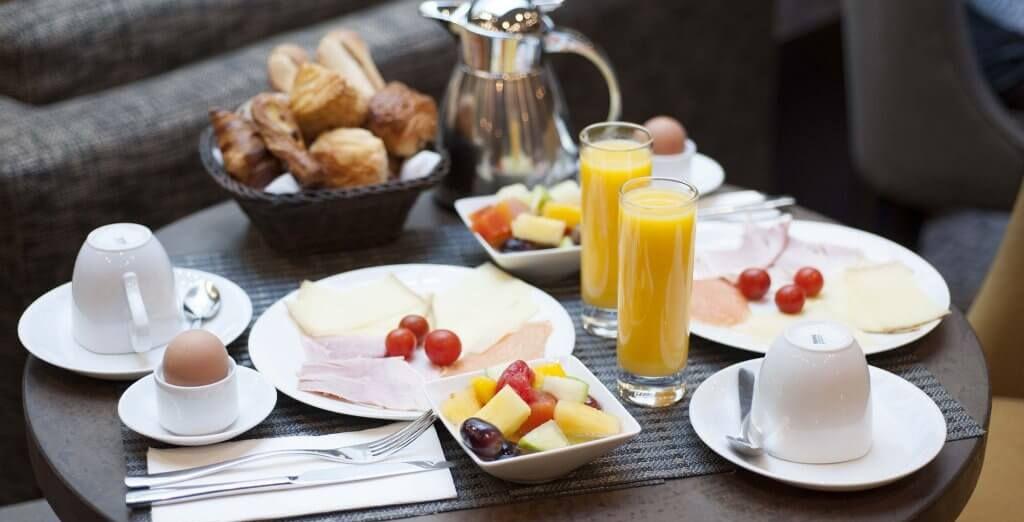 Iniziate le vostre giornate con un'ottima prima colazione