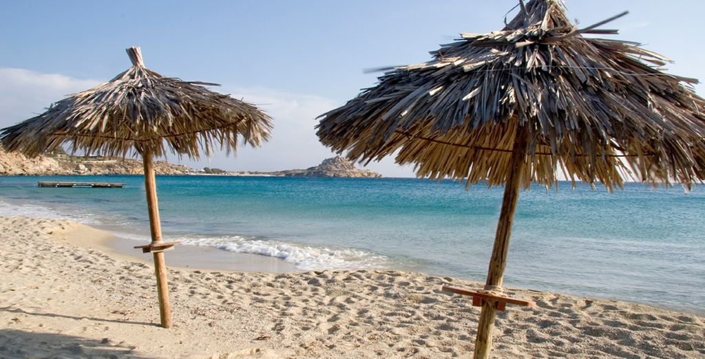 Non perdetevi le splendide spiagge di Mykonos