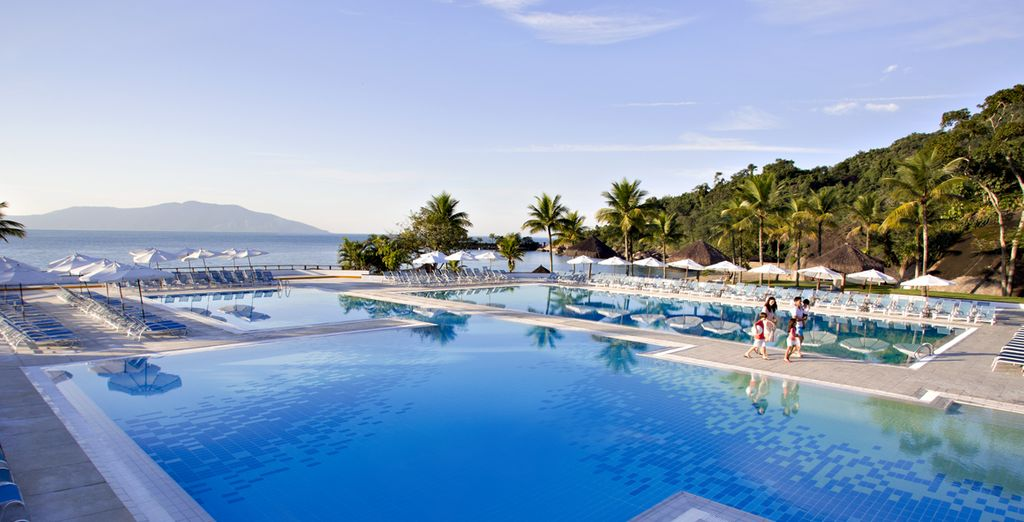 Village Club Med Rio Das Pedras 4* Tridents