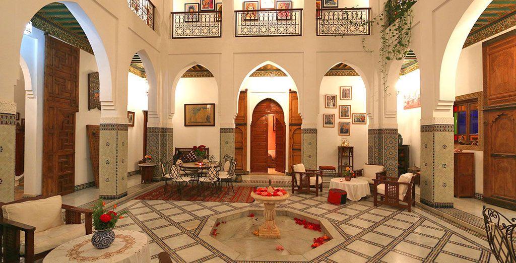 Partite per un soggiorno romantico in Marocco