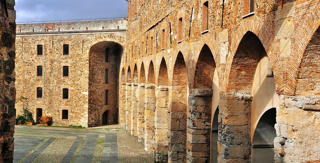 e dal fascino unico e storico di Savona