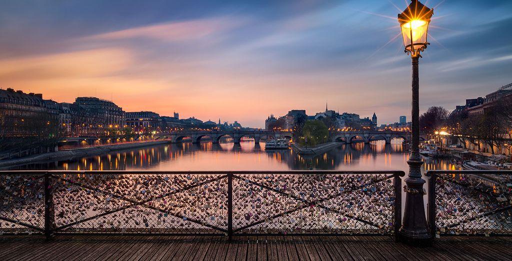 Parigi è tutta da scoprire passeggiando tranquillamente