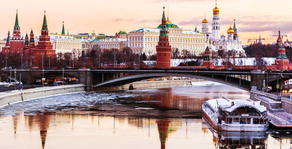 Scoprite la magia di Mosca