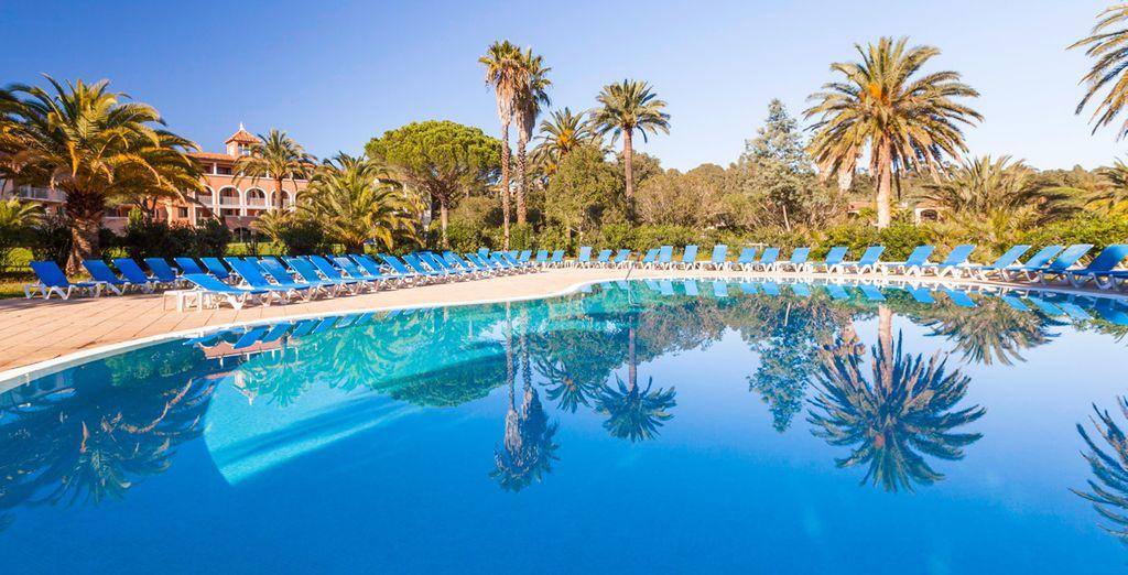 Benvenuti all' Appart'Hotel Soleil De Saint Tropez