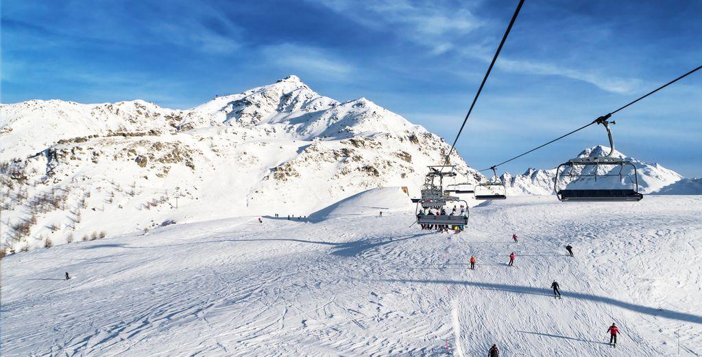 Non perdetevi le più belle piste della Valle D'Aosta