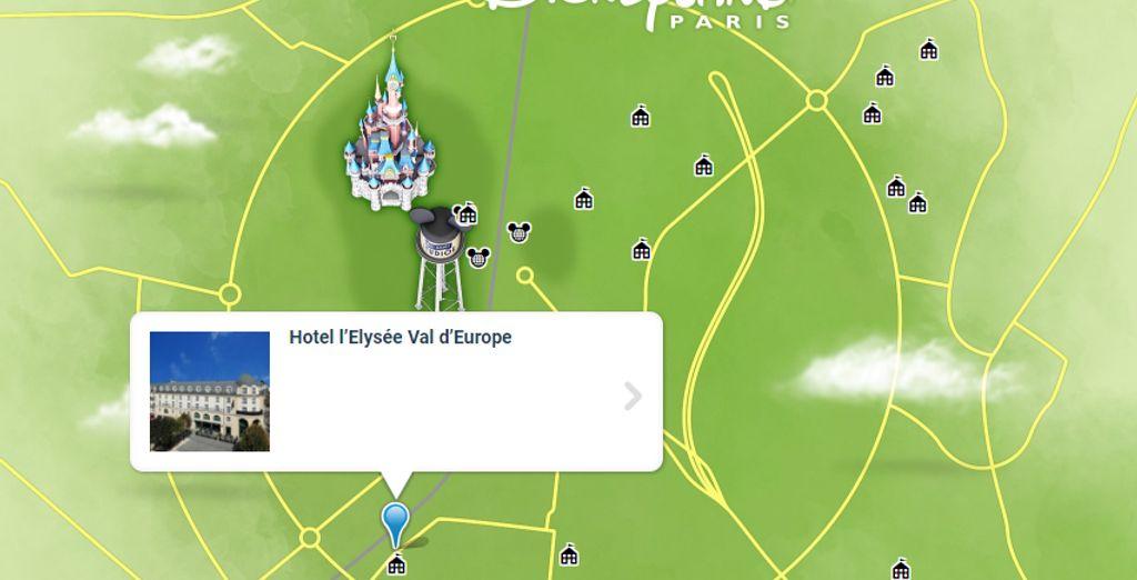 Grazie alla navetta gratuita potrete raggiungere ogni giorno i parchi Disney