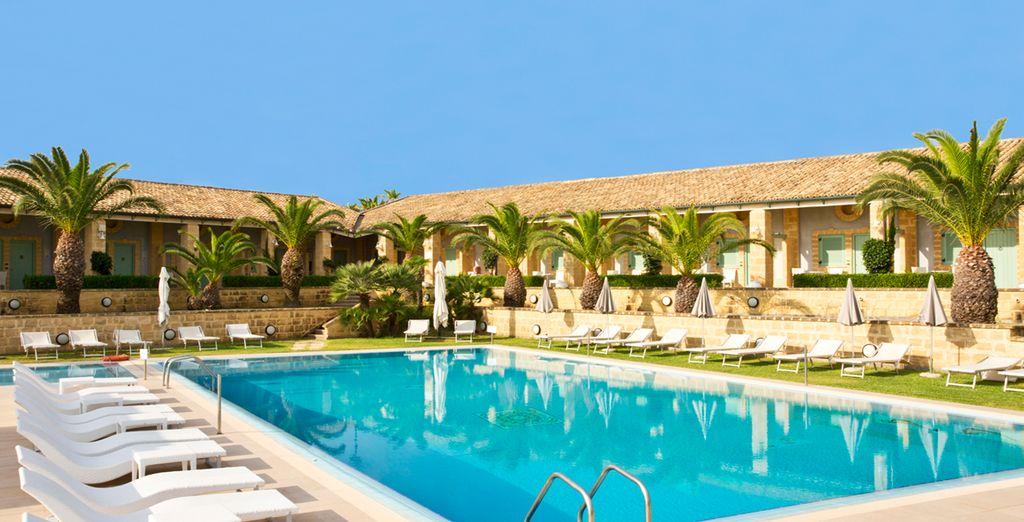 Il relax della Sicilia vi attende