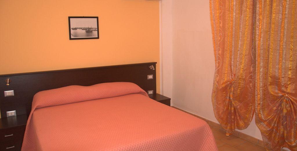 La vostra comfortevole camera