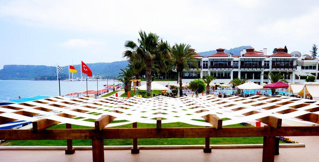 il luogo ideale per concedervi una vacanza a lungo sognata