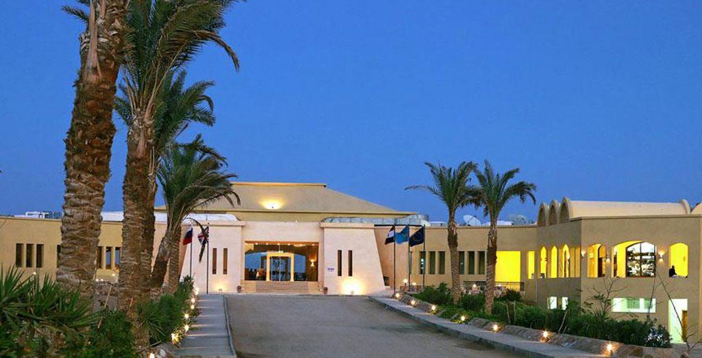 Non perdetevi un soggiorno in questo esclusivo resort