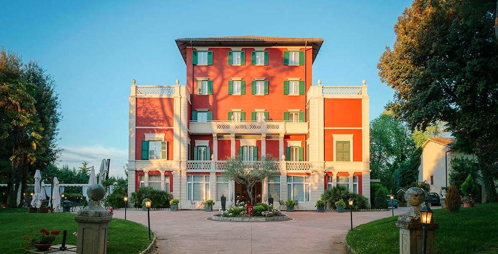 Benvenuti a Folignano, a pochi chilometri da Ascoli Piceno