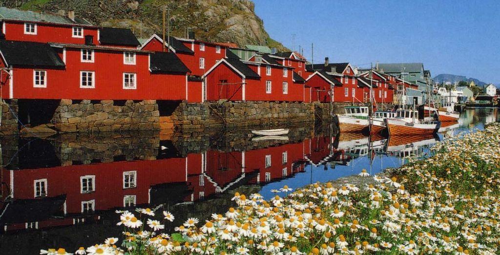 Stamsund, perla dell'arcipelago delle isole Lofoten
