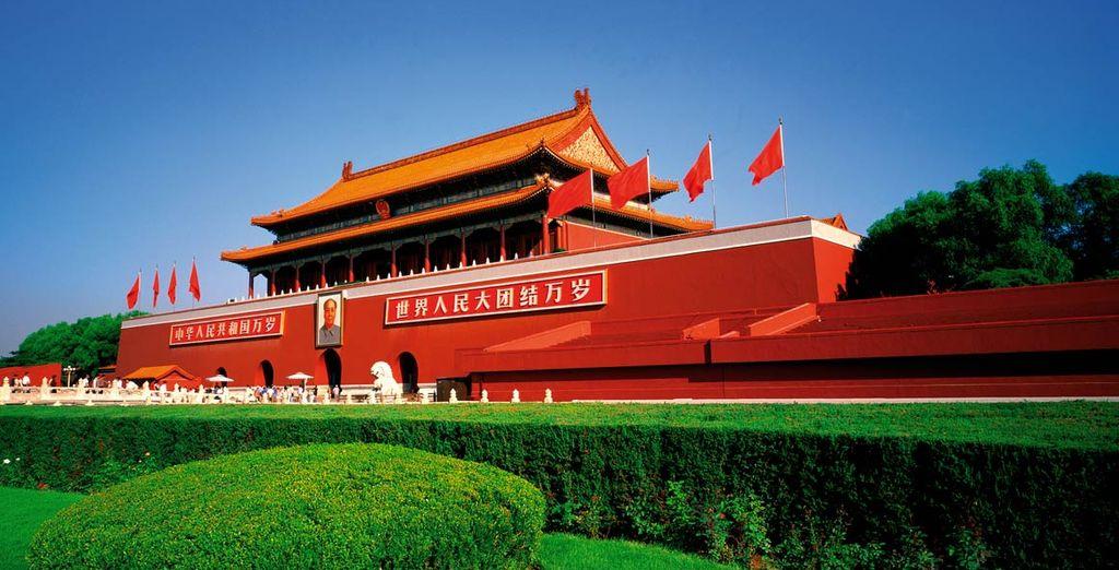 Ammirate Pechino e i suoi tesori