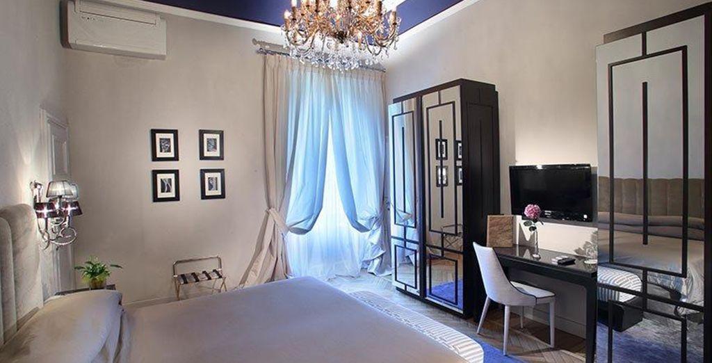 Grand Hotel & la Pace 5* a Viareggio