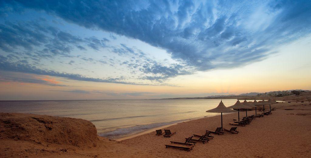 Sharm è una delle località balneari più suggestive