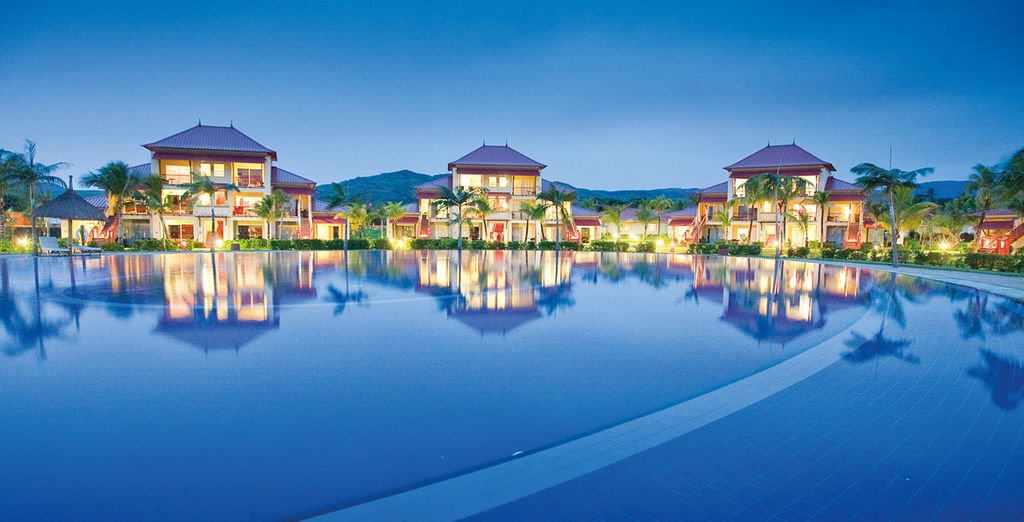 Un resort magico...