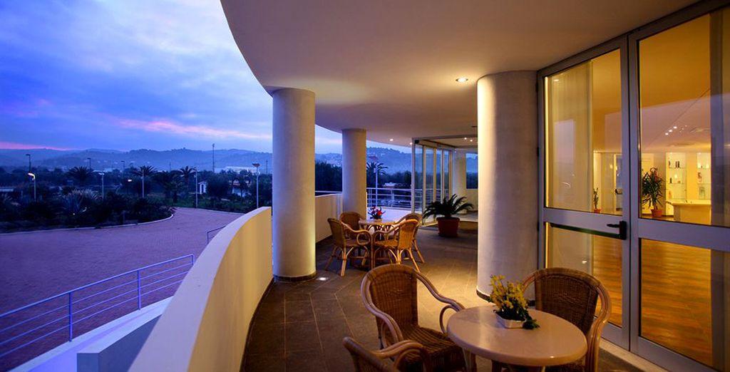 Hotel Scialì 4*