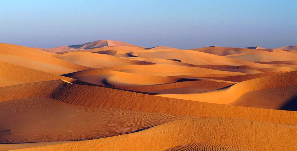 L'Oman vi attende in tutta la sua bellezza