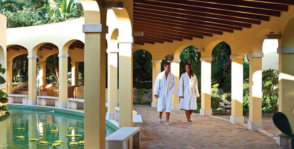 Un resort davvero meraviglioso