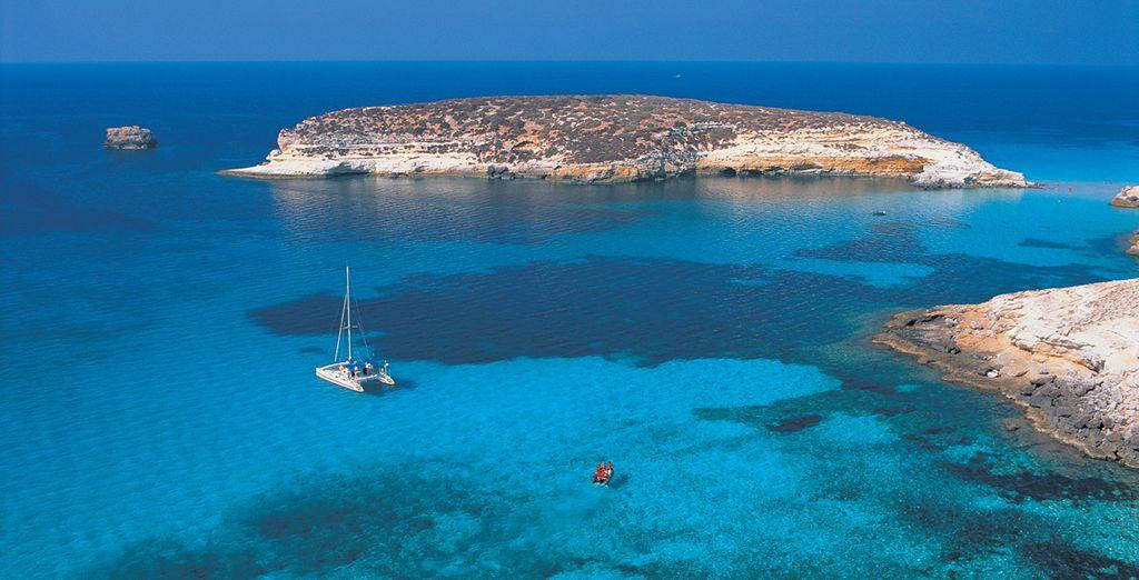 Benvenuti a Lampedusa