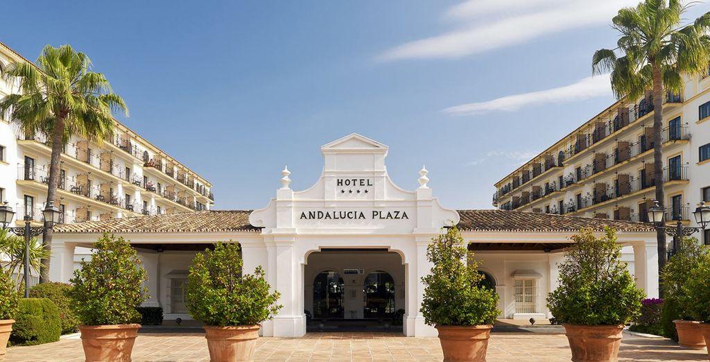 Benvenuti a Marbella!