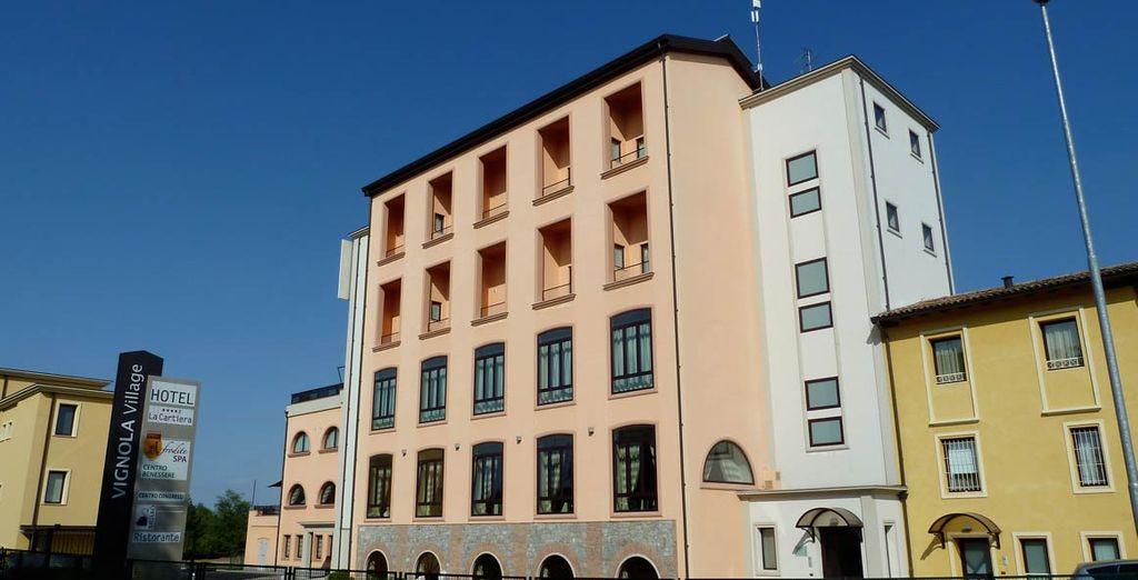 Il vostro storico Hotel 4*S