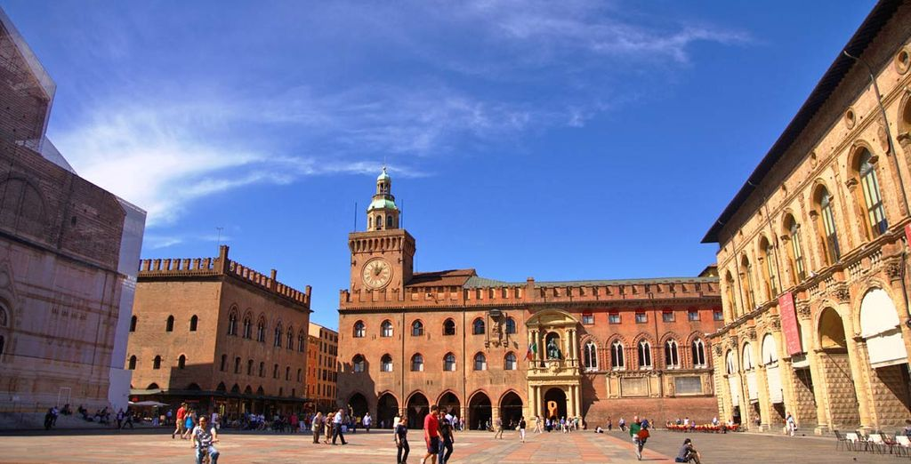 Fotografia di Palazzo Accursio