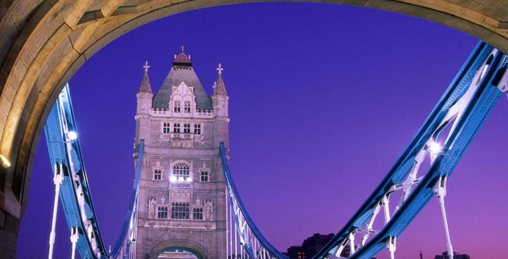 Tra le meraviglie di Londra
