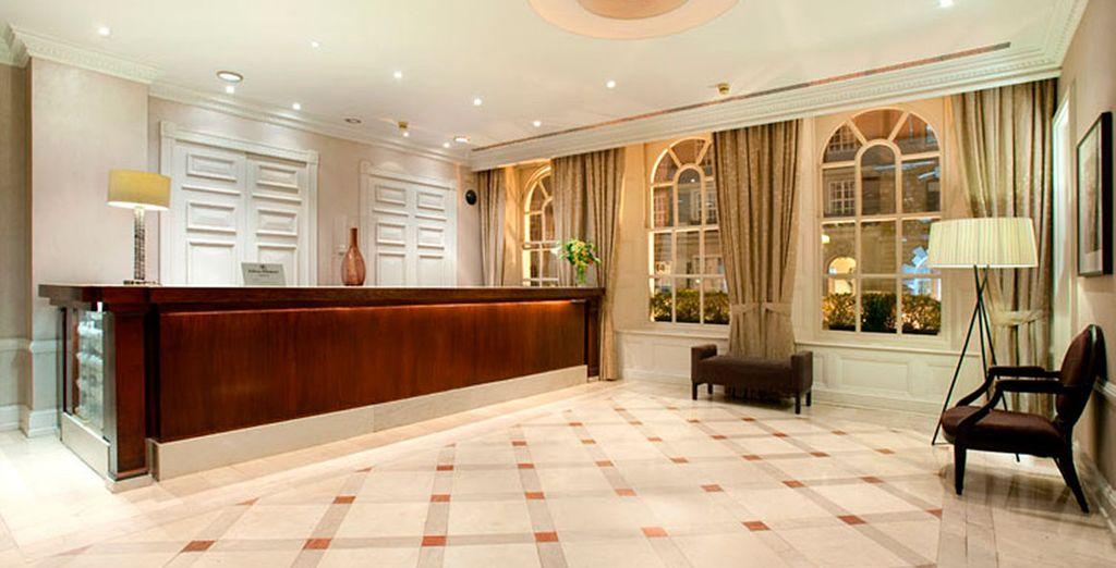 Questo hotel è il luogo ideale per vivere Londra a 360 gradi