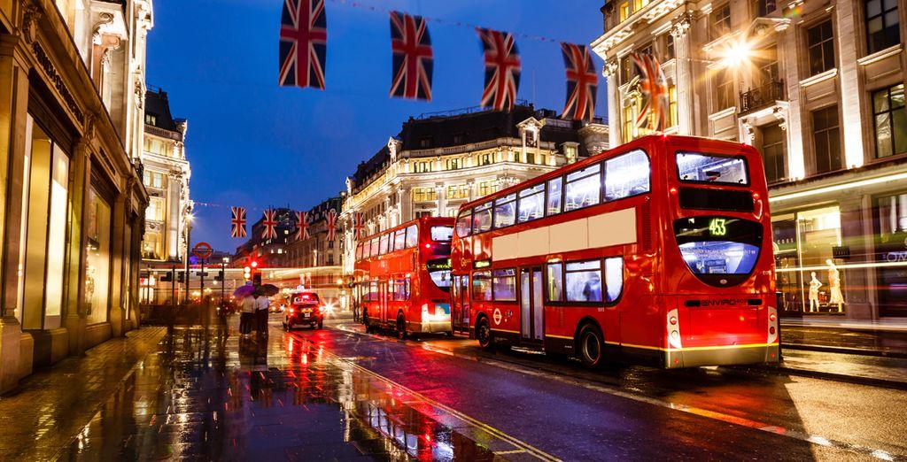 Preparatevi ad un vacanza 100% british